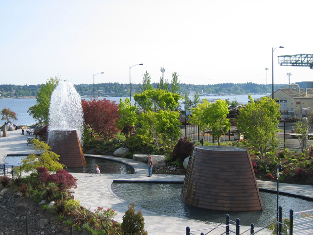 05 14 07 2 Bremerton Harborside Fountain Park