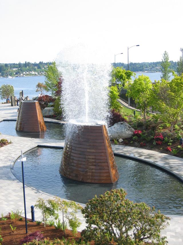 05 14 07 3 Bremerton Harborside Fountain Park
