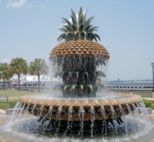 9 Waterfront Park chcvb1 Top 7 Favorite Fountains